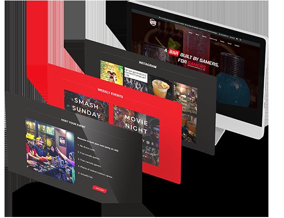 Parallax web design company
