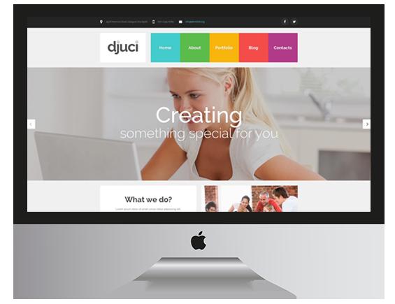 CMS Web Design Services