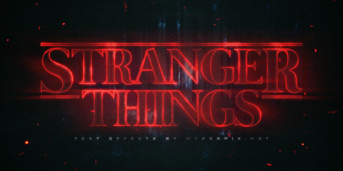 text-form-stranger-things