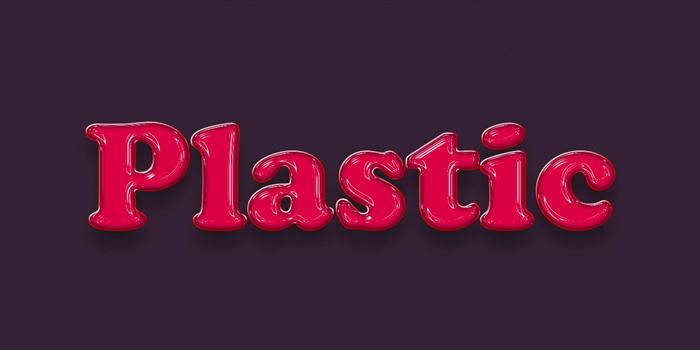 text-that-looks-like-plastic