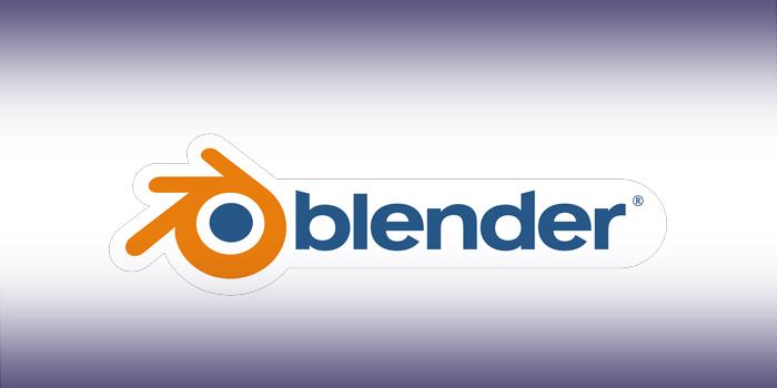 - Blender: