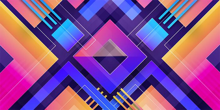 Abstract Minimalist Design