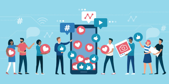 Bring Enormous Brand Traffic with Social Media Marketing